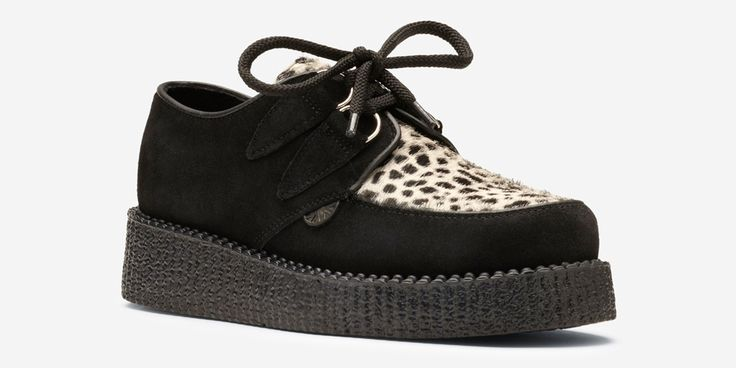 Underground | Wulfrun Creepers | England,Shoes,Underground Shoes,Brothel Creepers,England,TUK,Punk