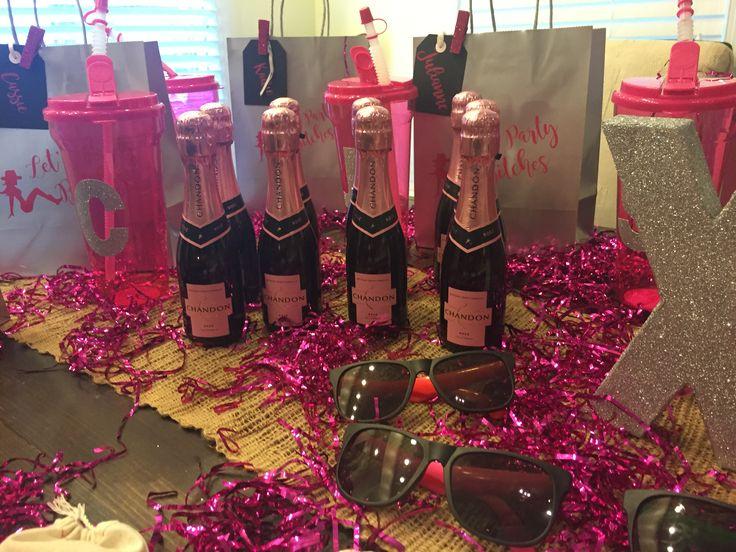 Bachelorette Party Spa Day Houston