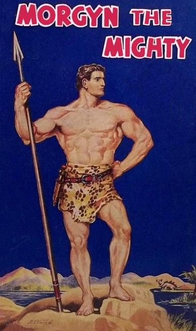 Morgyn the Mighty Strongest man on earth (Rover 304 1928)