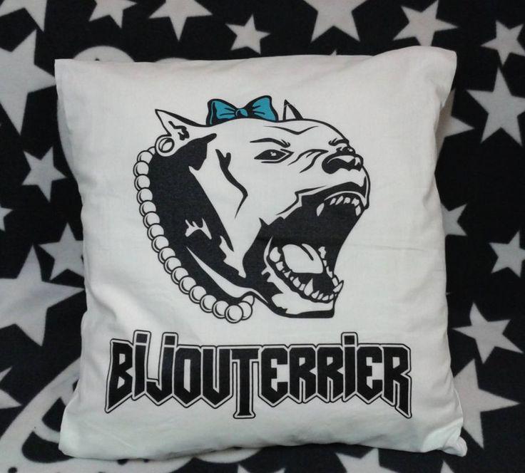 Návliečka na vankúš BijouTerrier
