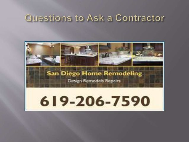 Home Remodeling is a trusted and among the reputed home remodeling company in the San Diego, CA, USA. With us you will get the ultimate results of your deal.