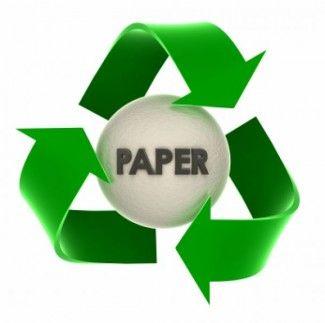Paper Recycling Clip Art