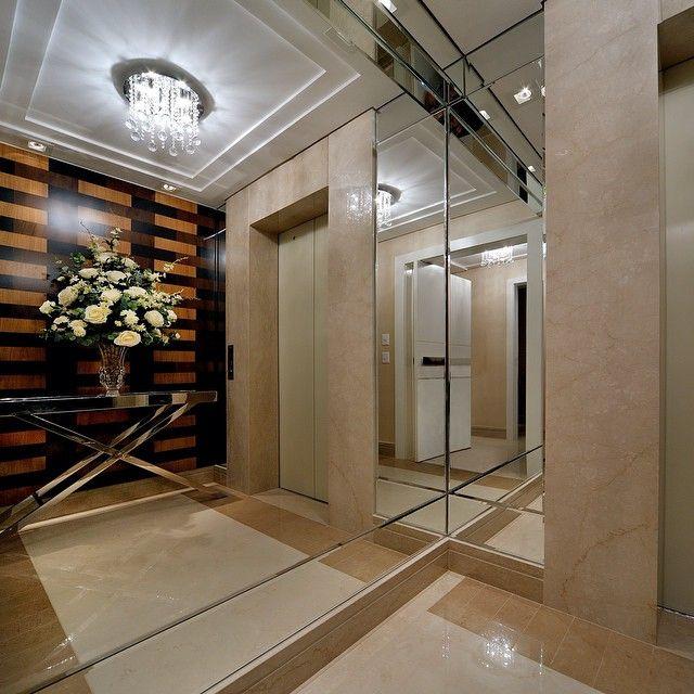 Hall do elevador - veja modelos lindos e dicas de como decorar!