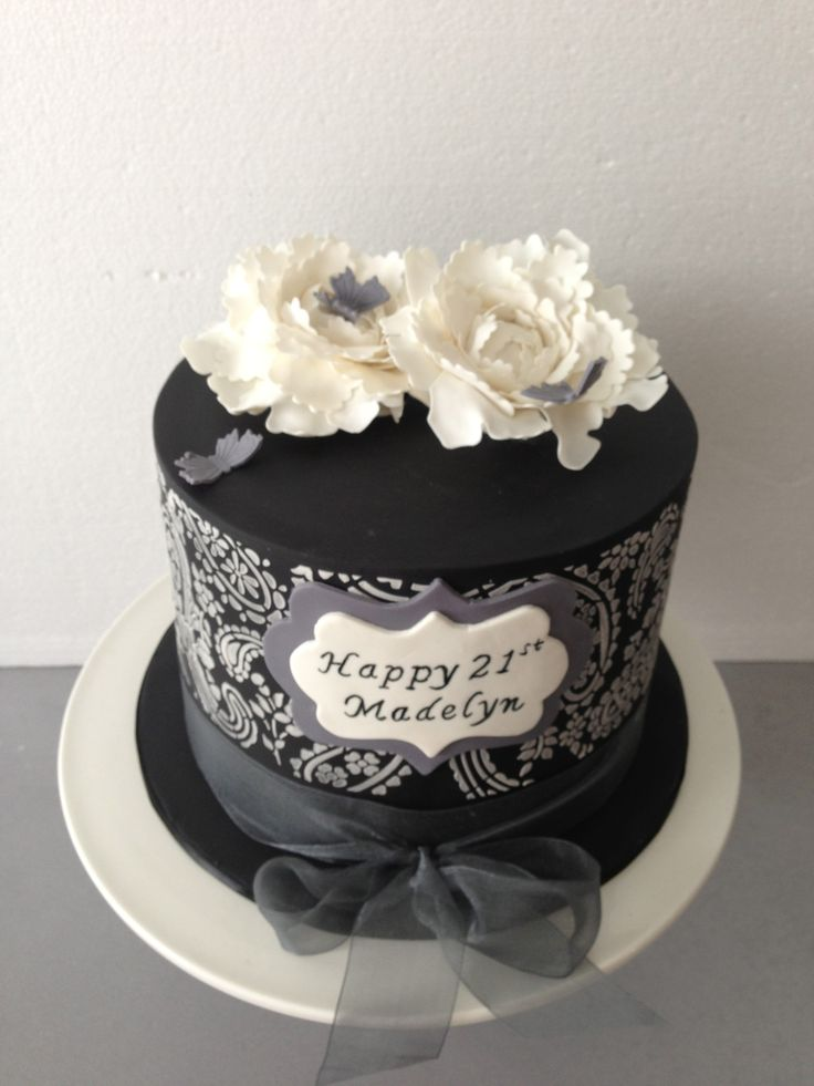 Cake Decorating Yarraville : 17 Best images about 21st Birthday Party Ideas on ...