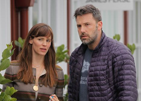 Ben Affleck, Jennifer Garner in Couples Therapy Before Divorce - Us Weekly