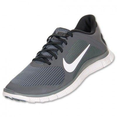 Tênis Nike Free Men's 4.0 V3 Running Shoes Cool Grey White Anthracite  #tenis #Nike