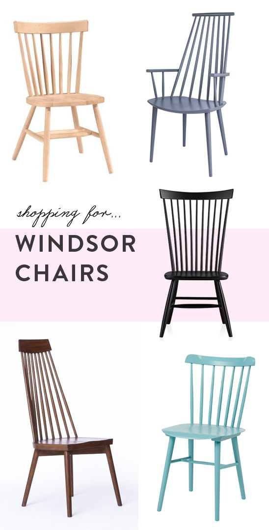 Shopping for: Windsor chairs