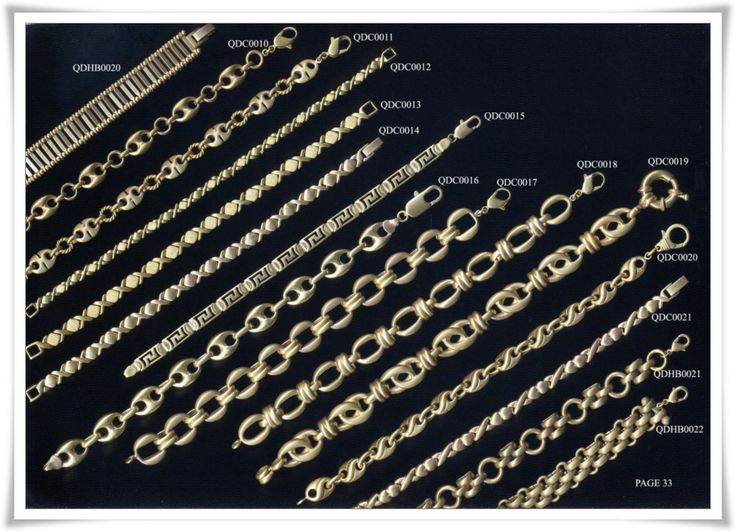 bracelet 33(brass)