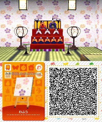 172 best animal crossing wall pattern images on pinterest for Wallpaper happy home designer