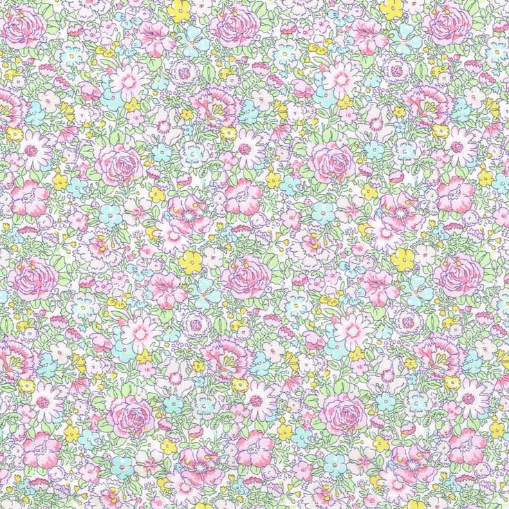 Liberty Fabric Tana Lawn Amelie C