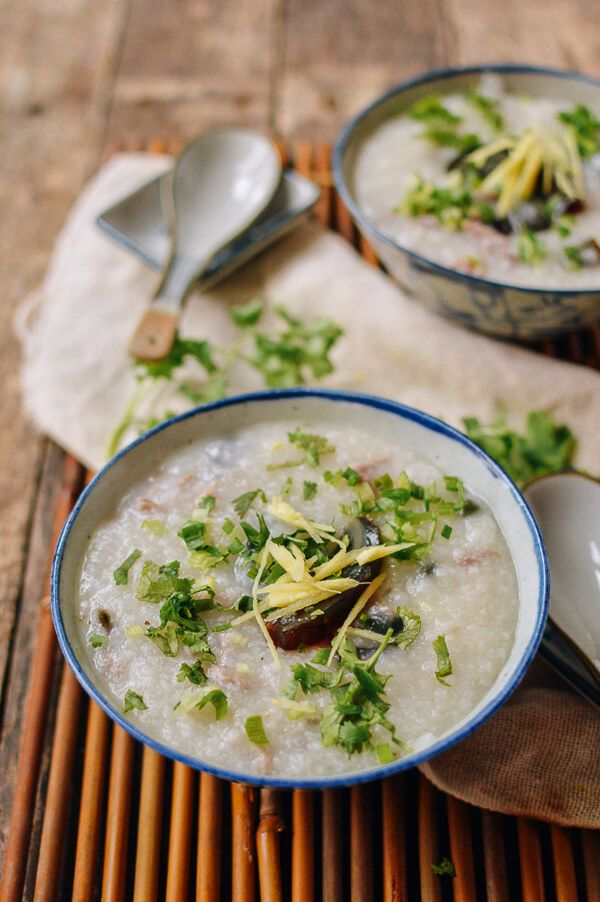 274 best food strictly asian images on pinterest chinese food 20 minute congee with pork and thousand year old egg asian food recipeseasy chinese forumfinder Images
