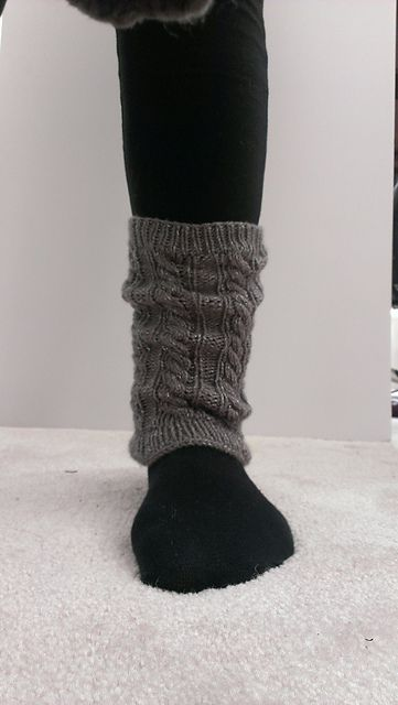 108 Best Knit Boot Cuff Patterns Freeknitspiration Images On