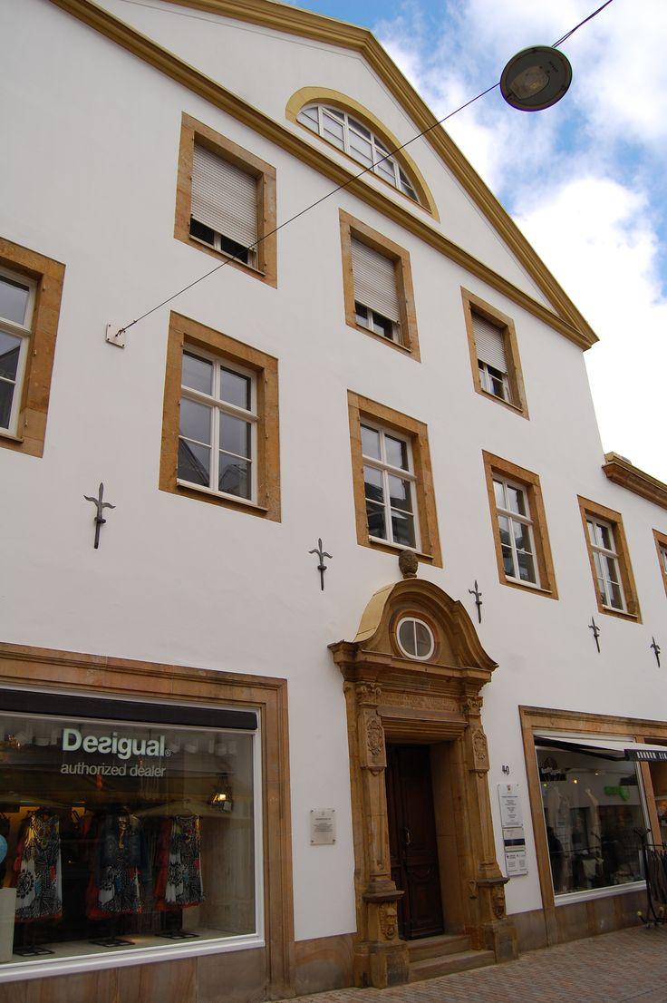 Stadt Bielefeld - Dieses Gebäude ist Meinders` scher Hof
