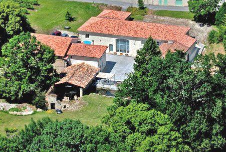 Gite rural 17 à Saint Maigrin en Poitou Charentes