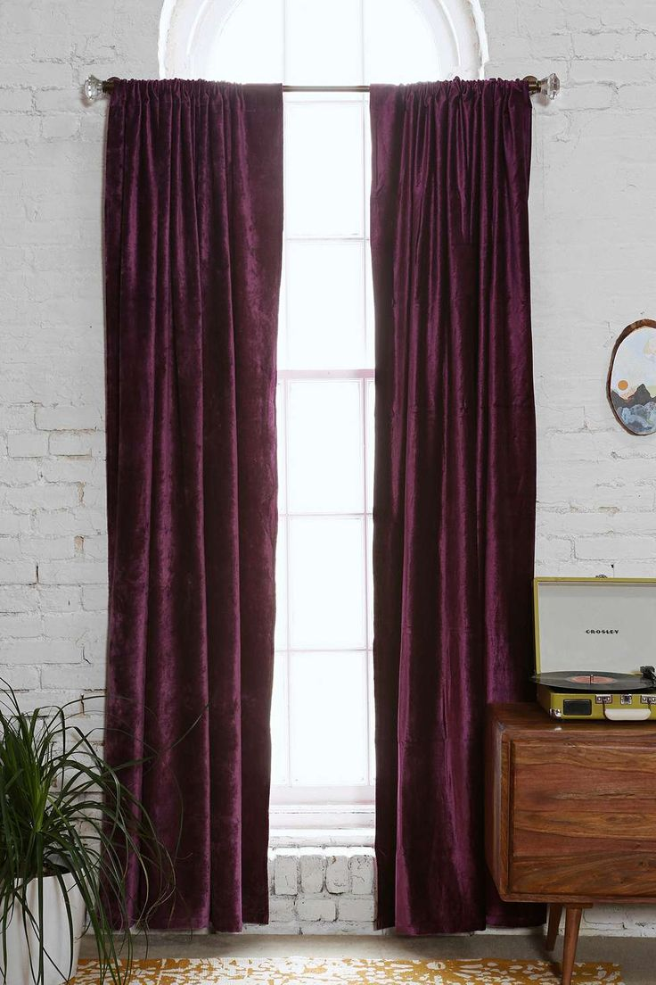 Best 25 Burgundy Curtains Ideas On Pinterest Red Sheer Curtains Insulated Curtains And
