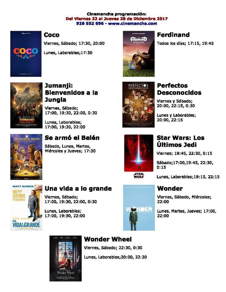 Cartelera Cinemancha del 22 al 28 de diciembre - https://herencia.net/2017-12-22-cartelera-cinemancha-del-22-al-28-diciembre/?utm_source=PN&utm_medium=herencianet+pinterest&utm_campaign=SNAP%2BCartelera+Cinemancha+del+22+al+28+de+diciembre
