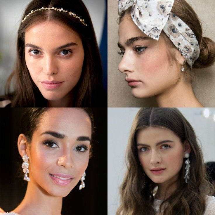 bridal beauty trends 2017 via http://thesparklingblueberry.com #bridalbeautytrends #wedding #bridalmakeup #bridalhair