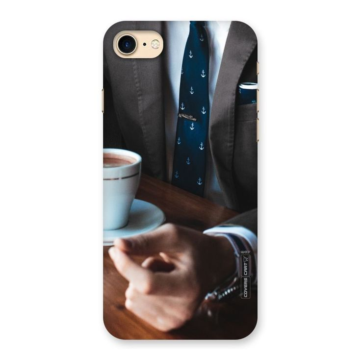 Dapper Suit Back Case for iPhone 7 | Mobile Phone Covers & Cases in India Online at CoversCart.com