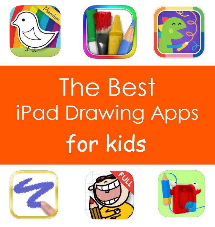 Our daughter (who's turning four soon) loves to draw and paint, so we've reviewed her five favorite drawing or painting apps for the iPad. We've used each app and all five are currently on our tablet. She uses and loves all of these apps (and so do we!).