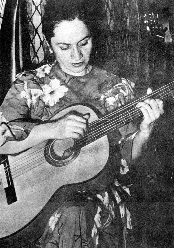 Violeta del Carmen Parra Sandoval
