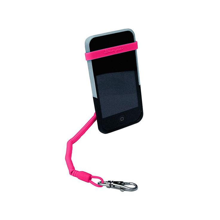 MyBunjee Cell Phone Protector - Pink
