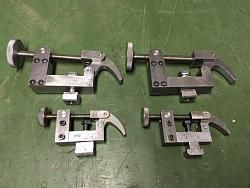 Claw Clamps a home made clamp system