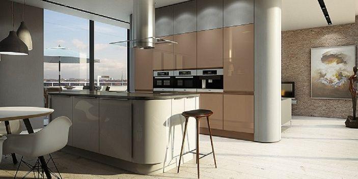 Best 25 Replacement Kitchen Doors Ideas On Pinterest Kitchen Doors Uk Light Grey Kitchens