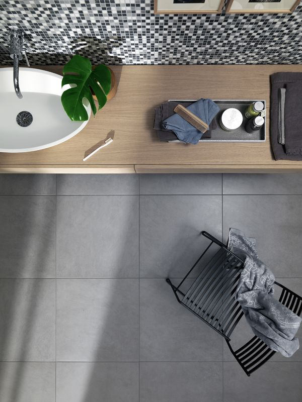 Block is the a new color-bodied glazed porcelain collection