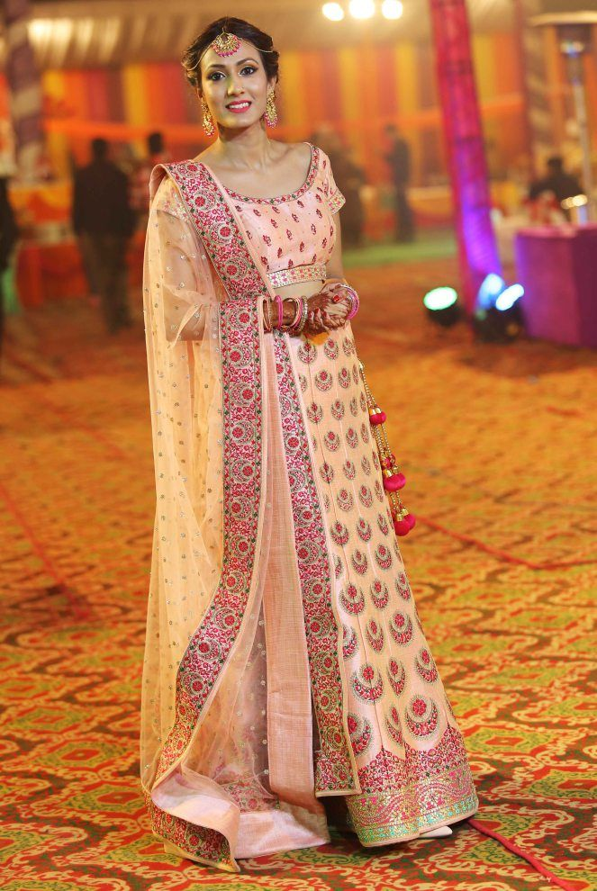 Wedding day - bridesmaid