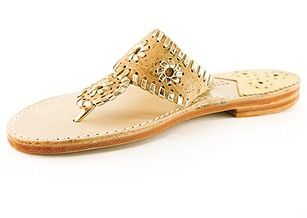 Palm Beach Sandals  Classic Leather Sandal (the original Bonanos)