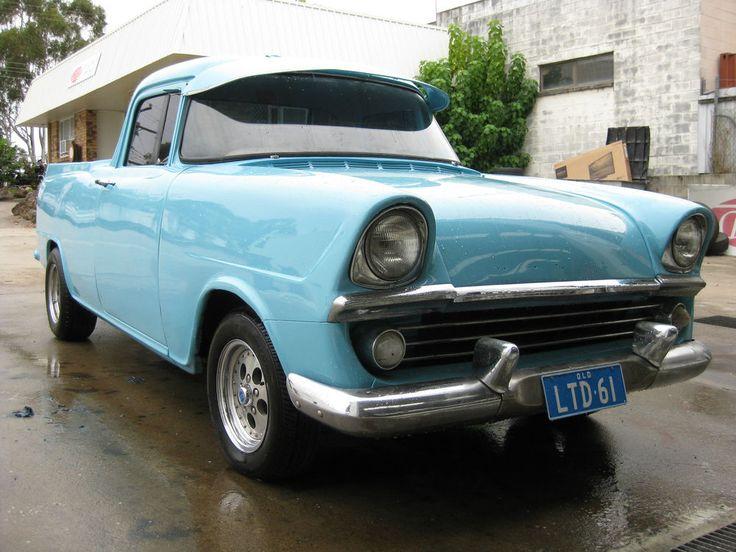 Holden Ute FB