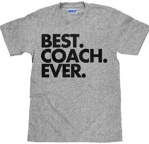 Best Coach Ever | Softball Coach Gifts