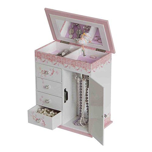 72 best images about painted furniture ideas on pinterest for Amazon ballerina musical jewelry box