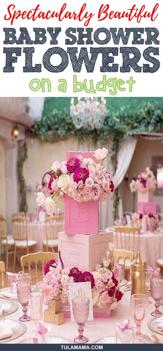 Terrific Spectacularly Beautiful Baby Shower Flowers On Any Budget Download Free Architecture Designs Scobabritishbridgeorg