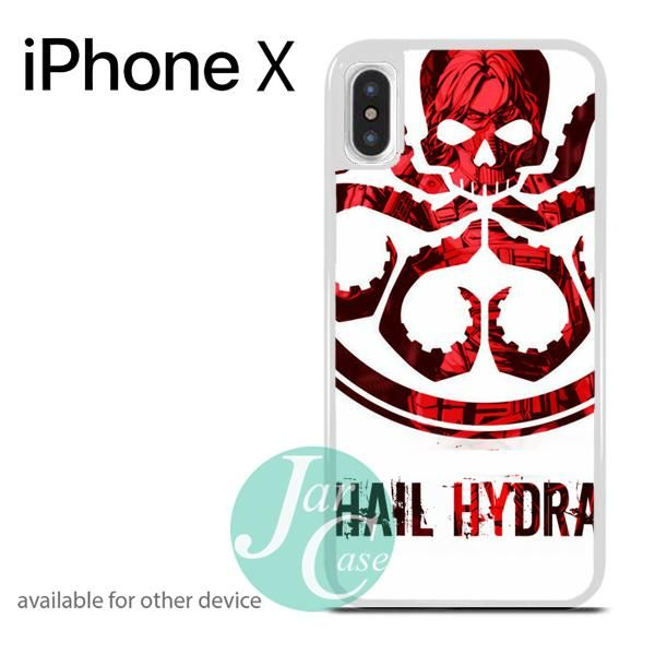 Hail Hydra Marvels Comic Phone case for iPhone X