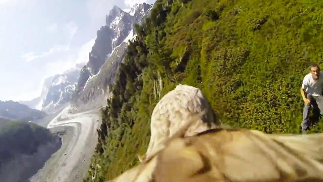 Some Hero Strapped a GoPro Camera Onto An Eagle And The Footage Is Breathtaking   Co.Create   creativity + culture + commerce
