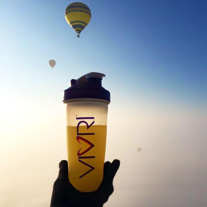 Con VIVRI™ me siento en las nubes!! #VIVRI #VIVRILifestyle #PowerMe #Nutricion #mimejoropcion #PowerMetime