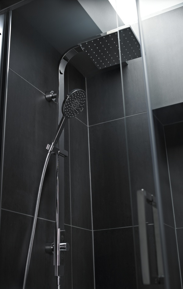 Pure Airdrop single function shower system - £399 http://www.bathstore.com/products/airdrop-single-function-shower-system-2083.html