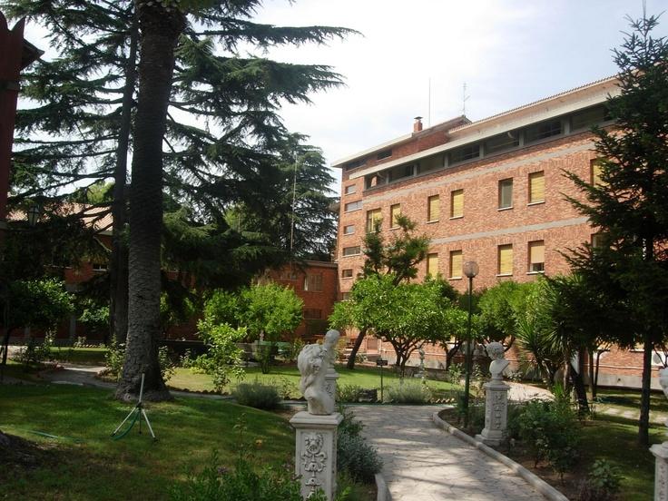 One of my favorite places in the whole wide world. John Felice Rome Center, Via Massimi 114/A, Roma, Italia 0013