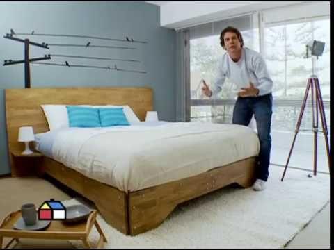 M s de 25 ideas incre bles sobre construir una cama en for Como hacer una cama de 1 plaza