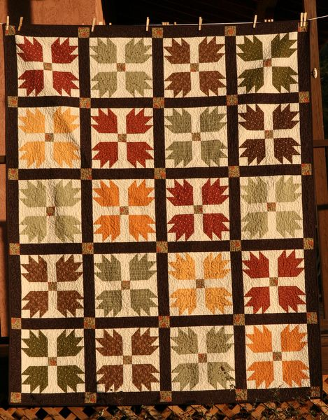 95 best Quilts - Bear's Paw images on Pinterest | Lesson plans ... : bear claw quilt block - Adamdwight.com