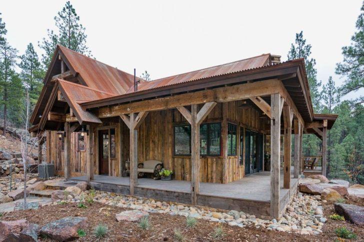 Inspiring Wooden House Design Ideas For Interior And Exterior Design 27 Rustic House Rustic Home Design Log Home Designs