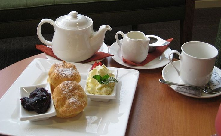 How to Make Traditional English Scones