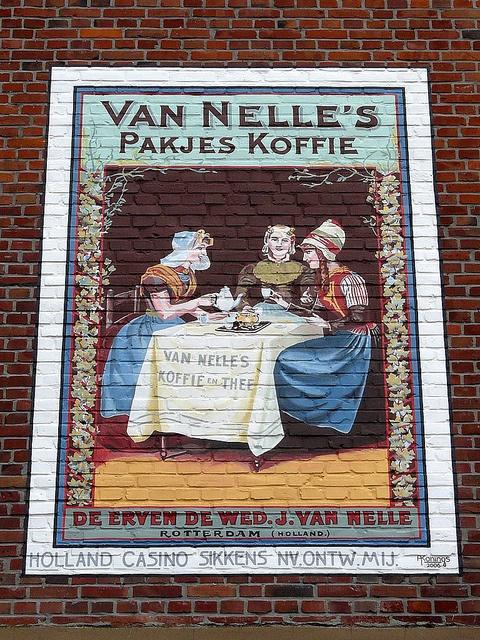 Valkenburg, Jan Deckerstraat 1b: Van Nelle by Tekens aan de Wand