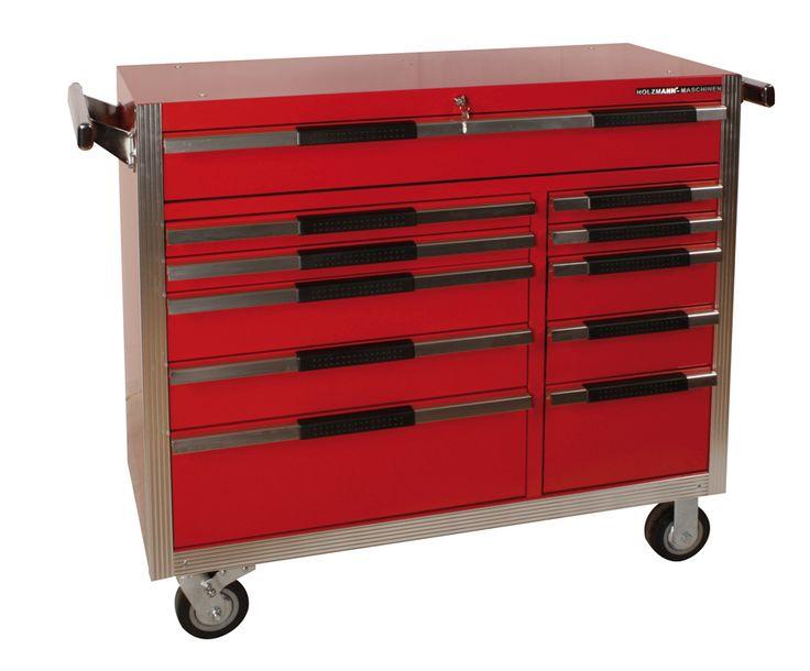 Carro de herramientas WW 1070D Holzmann-Maschinen - Bricomas - VER PRODUCTO: http://bricomas.com/producto/carro-de-herramientas-ww-1070d-holzmann-maschinen/