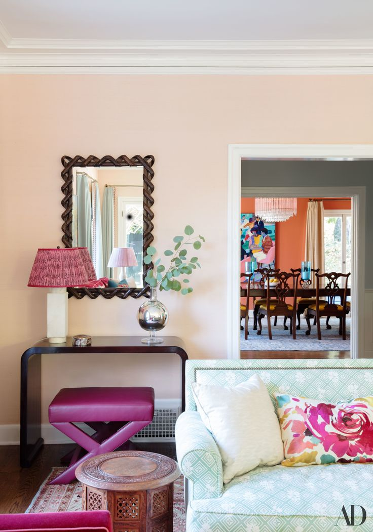 The actress worked with interior designer Katie Ridder to complete the renovations and design