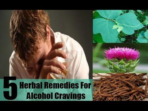 Herbal Remedies For Alcohol Cravings