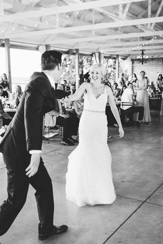 Create an unforgettable experience for your first dance by taking private dance lessons with our award-winning instructors: https://www.adagiodj.com/service/dance-instruction/  #firstdance #wedding #weddingdance #bride #groom #adagiodj #weddingdj #saintpauldj #weddingrecepton #reception  Photo Credit: Morning Light Photography http://www.morninglightmn.com/