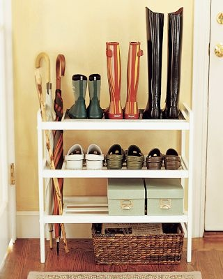 shoe rack for our entry wayThe Doors, Back Doors, Mudroom Shoes, Williams Sonoma, Mud Room, Front Doors, Shoes Storage, Shoe Racks, Shoes Racks