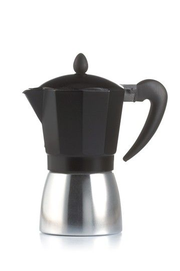 Italiano 6-Cup Espresso Maker - BEST coffee ever from this little thing.
